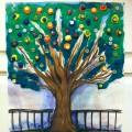 Маленькие художники: галерея детских и коллективных работ
