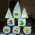 Дидактическая игра «Волшебные кубики»