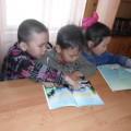 Экскурсия в сельскую библиотеку— фотоотчет