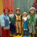 Новогодний утренник «В гостях у сказки» в старшей разновозрастной группе (фотоотчет)