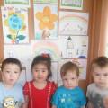 «День защиты детей». Развлечение в средней группе (фотоотчет)