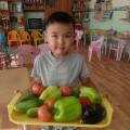 Образовательная ситуация «Овощи» в средней группе (фотоотчет)