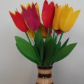 «Тюльпанчик». Подарок для девочек на 8 Марта. Фотоотчёт