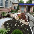Оформление территории детского сада к летнему сезону