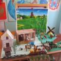 Макеты «В деревне у бабушки»