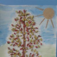 Смотр-конкурс совместного творчества детей и родителей «Краски золотой осени-2017»