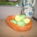 Как мы готовились к великому и светлому празднику Пасха!