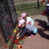 Фотоотчет «Никто не забыт и ничто не забыто»
