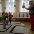 Конспект физкультурного занятия «В стране весёлых мячей» во второй младшей группе