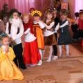 Театрализованная постановка русской народной сказки «Репка» (старшая группа)