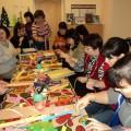 Мастер-класс для педагогов «Новогодняя игрушка в технике «квиллинг»