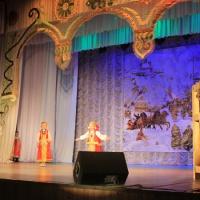 Фотоотчёт XIII открытого городского конкурса-фестиваля народного творчества «Эх, Масленица!»