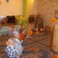 Праздничное развлечение «Осенняя прогулка» (младшая, средняя группа)