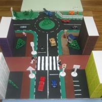 Игровые макеты по ПДД для детского сада своими руками
