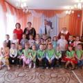 Репортаж о проведении праздника ПДД «Как дети учили Буратино правилам дорожного движения»