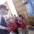 «Как Колобок в лесу заблудился». Развлечение по сказке «Колобок» для детей группы раннего возраста