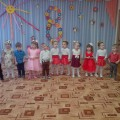 В нашем детском саду праздник! (фотоотчёт)