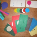 Дидактические игры, предлагаемые в 1 младшей группе детского сада