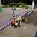 Мастер-класс по изготовлению фигуры для сада из монтажной пены «Ослик»