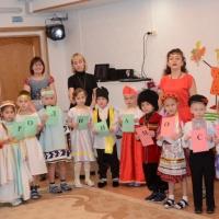 Проект ко Дню народного единства «Все мы разные, все мы дружные»