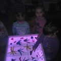 Мастер-класс «Рисуем песком на световом столе». Использование ИКТ в ДОУ