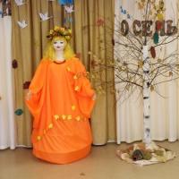 Мастер-класс «Кукла Осень»