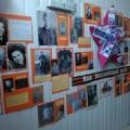 Стенд памяти «Наш бессмертный полк»