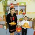 Фотоотчет о празднике национальных культур в первой младшей группе