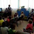 Приобщение детей и родителей к чтению книги через сотрудничество с детской библиотекой в рамках проектной деятельности