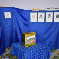 Фотоотчет о проведении игры «Выборы президента группы»