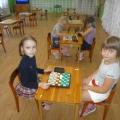 Фотоотчёт спортивно-интеллектуального турнира «Умные шашки»