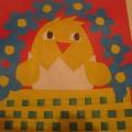 Мастер-класс «Пасхальная открытка»