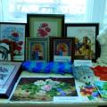 Выставка творческих работ «Золотые руки наших мам» (фотоотчёт)