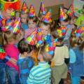 Фотоотчет о празднике «С Днём рождения, малыш!» (вторая младшая группа)