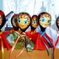 Мастер-класс «Превращение деревянной ложки в куколку»