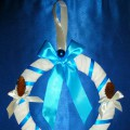 Мастер-класс «Рождественский венок»