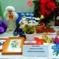 Творческая выставка «Золотые руки мамы» (фотоотчёт)
