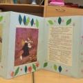 «Наша книжкика неделя или новая жизнь старенькой книжечки». Аппликация в младшей группе, книжка-раскладка