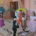 Фестиваль сказок. Сценарий музыкальной сказки «Дюймовочка» (старшая группа).