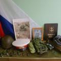 Оформление военно-патриотического уголка в группе