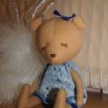 Мое новое увлечение— куклы тильда