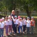 Презентация «Яркое лето в детском саду»