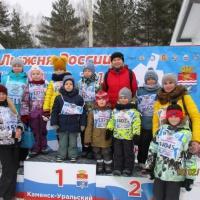 Спортивное мероприятие «Лыжня России-2018»