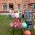 Летнее развлечение для детей старшей и подготовительной групп «Королева воздушных шаров»
