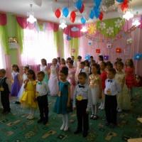 Фотоотчет «Детский сад наш любимый, до свидания»
