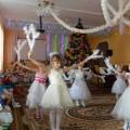 Мастер-класс «Зимние веточки» для танца