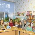 Мастер-класс «Сердце из ладошек для любимой мамочки» с детьми средней группы