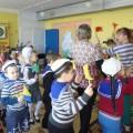 Фотоотчет «День Воинской Славы» с детьми разновозрастной группы и школьниками 1–2 классов