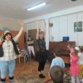 Праздник в День защиты детей «Игрулька в гостях у малышей» (фотоотчет)