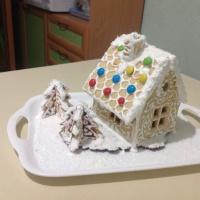 Мастер-класс «Рождественский пряничный домик»